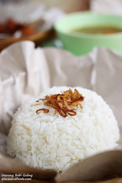 warung babi guling rice