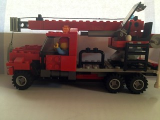 Crane truck 1