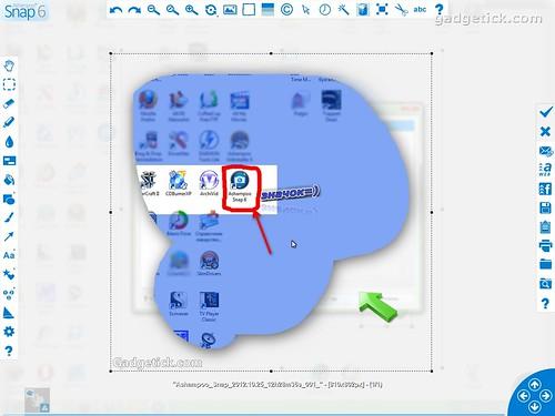 как сделать скриншот экрана Windows 8