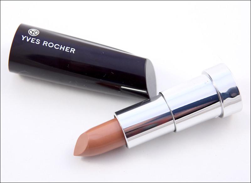 Yves Rocher Beige vanille Moisturizing cream lipstick