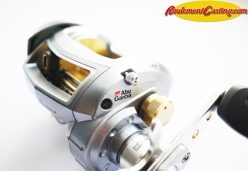 Abu Garcia Toro 61 HS Orange seals BocaBearings 2
