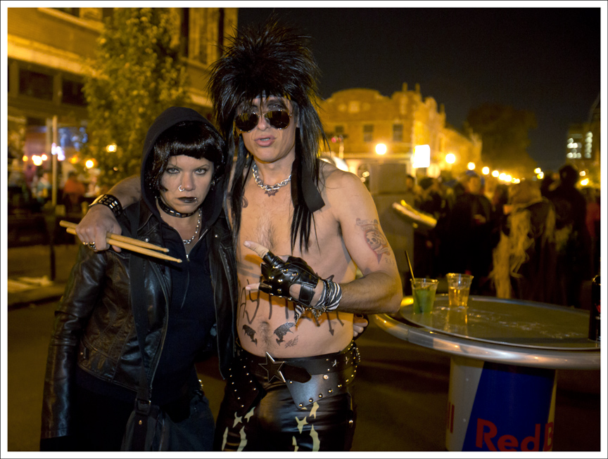 Halloween in the CWE 2012 13