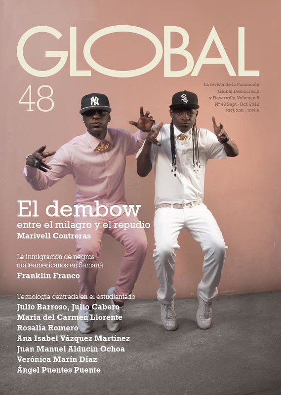 Dembow Portada Revista Global