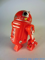 Red R2-Series Astromech Droid