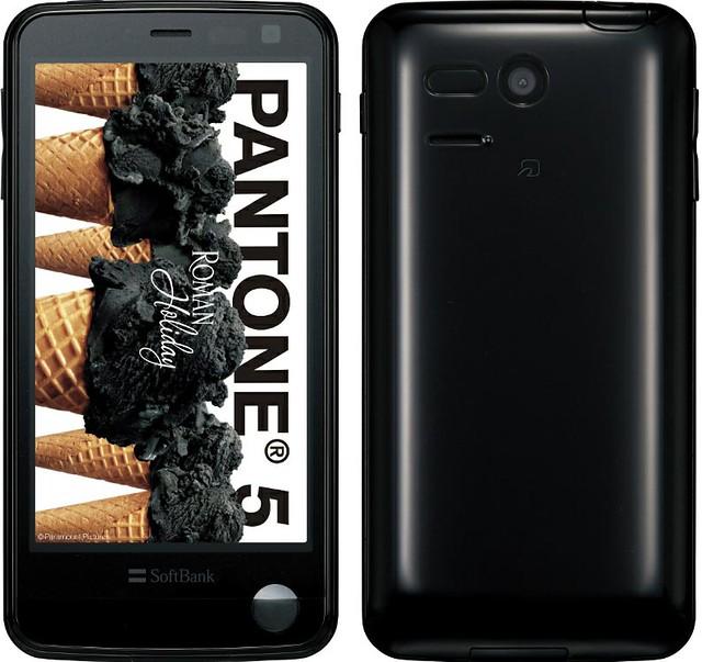 PANTONE® 5 107SH 実物大の製品画像