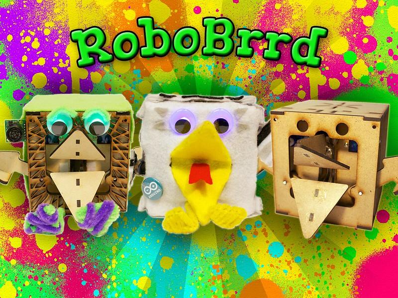 Yay RoboBrrd!