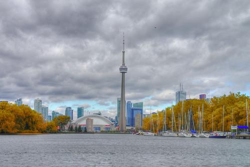 Toronto Harbour Overcast