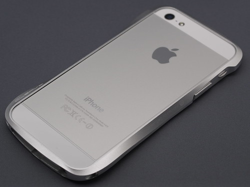 Deff CLEAVE ALUMINIUM BUMPER for iPhone5