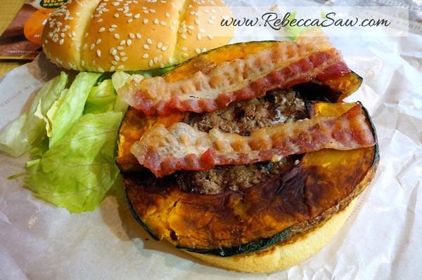 BK Pumpkin - Burger King Ikebukuro Japan (5)