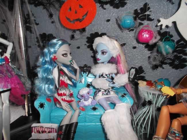 Fiesta de Halloween de Lekim