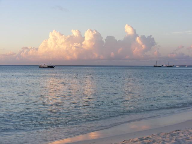 Aruba Caribbean Vacation