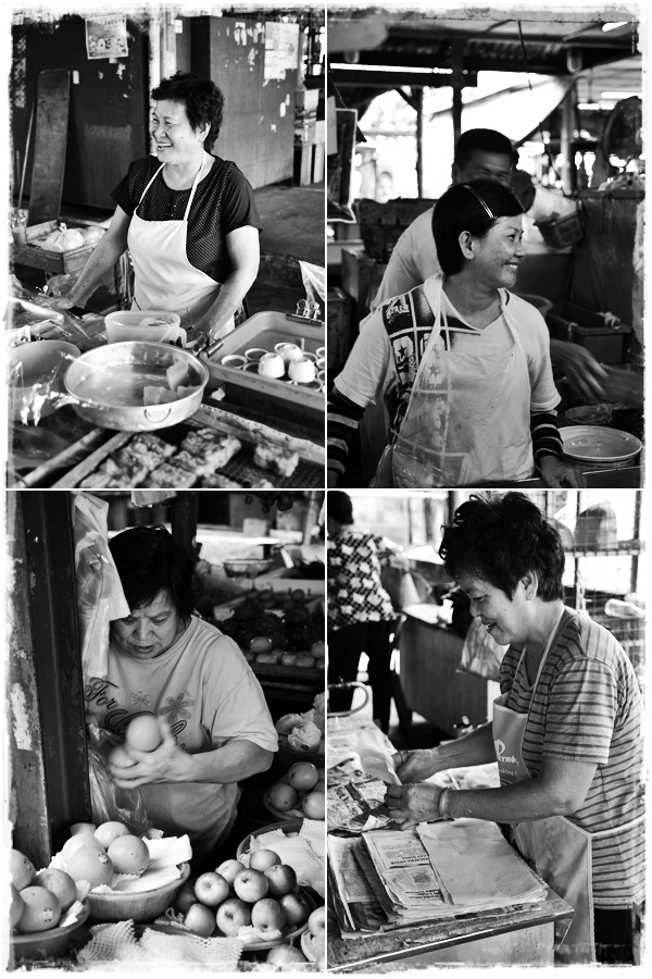 The Ladies of Pasir Puteh Market