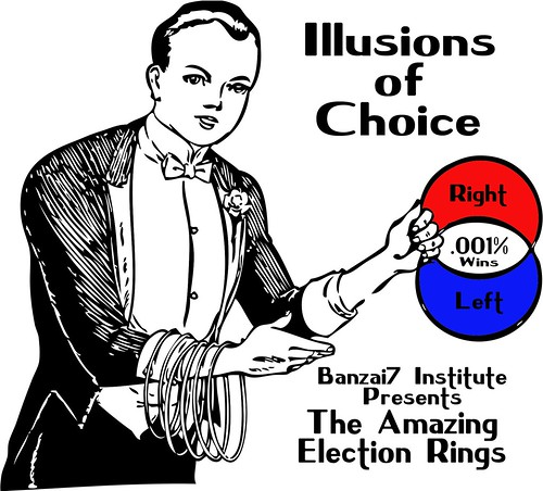ILLUSIONS OF CHOICE by Colonel Flick