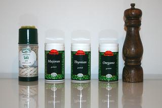 13 - Zutat Gewürze / Spices