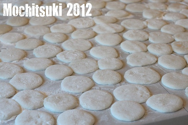 Mochitsuki 2012 - Mochi Making