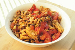 vegetable, meat, food, dish, stuffing, cuisine,