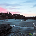 Edinburgh at Sunset - Scotland
