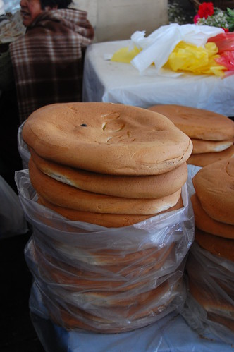 Bread in Cusco