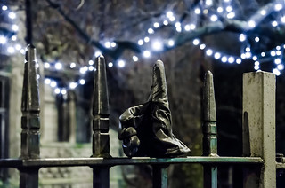 Oxford's thumbs up fence | by Alexander Kachkaev