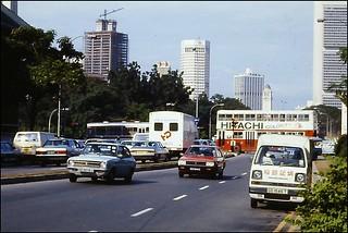 Singapore Cars 1981