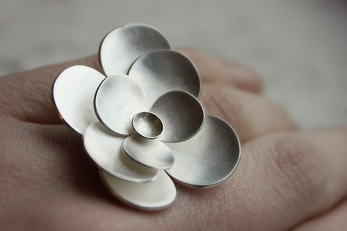 Sedum Cocktail Ring