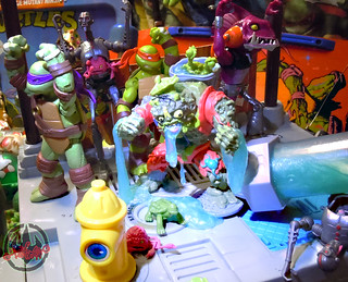 Nickelodeon  TEENAGE MUTANT NINJA TURTLES :: MUTAGEN OOZE xxxiv / MUCKMAN'S SNACK (( 2013 ))