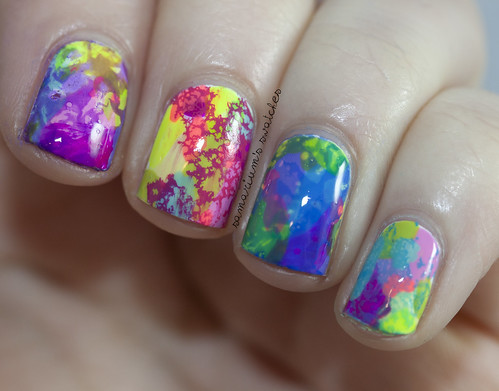 Colorful Splotches (5)
