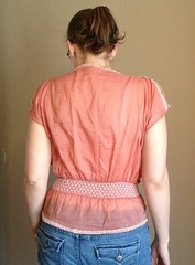Topsy Turvy Top - After