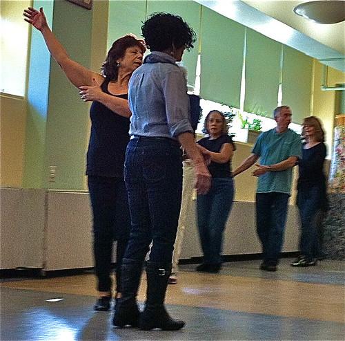 Israeli Israeli folk dancing