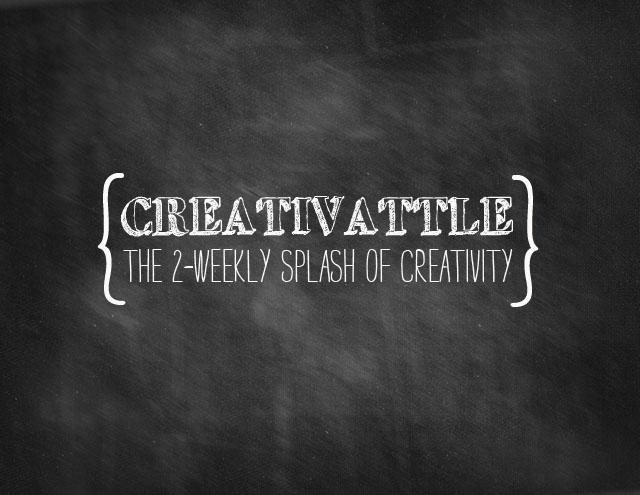 Neu!!! CREATIVATTLE...oder heute wird´s spannend kreativ