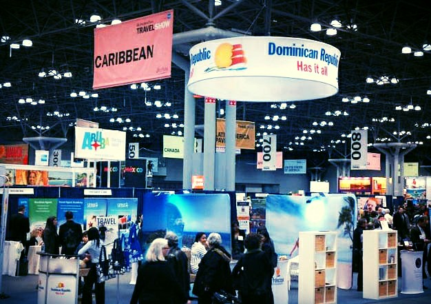 Republica Dominicana en New York Times Travel Show (Foto de Zabalaaldia.com)