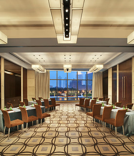 St. Regis Tianjin—Meeting Room