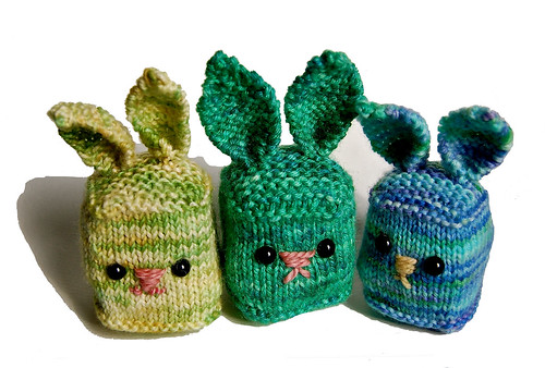 Bunny Cubes!