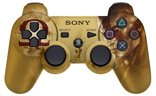 God of War Dualshock