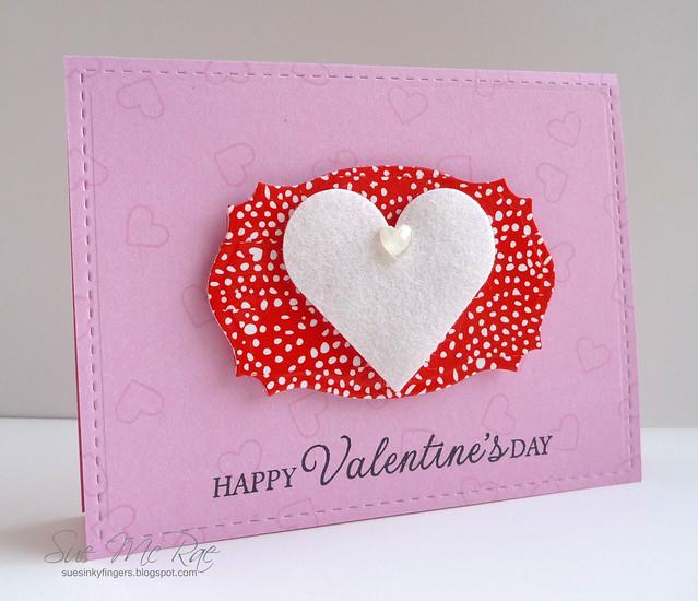 Washi Valentine