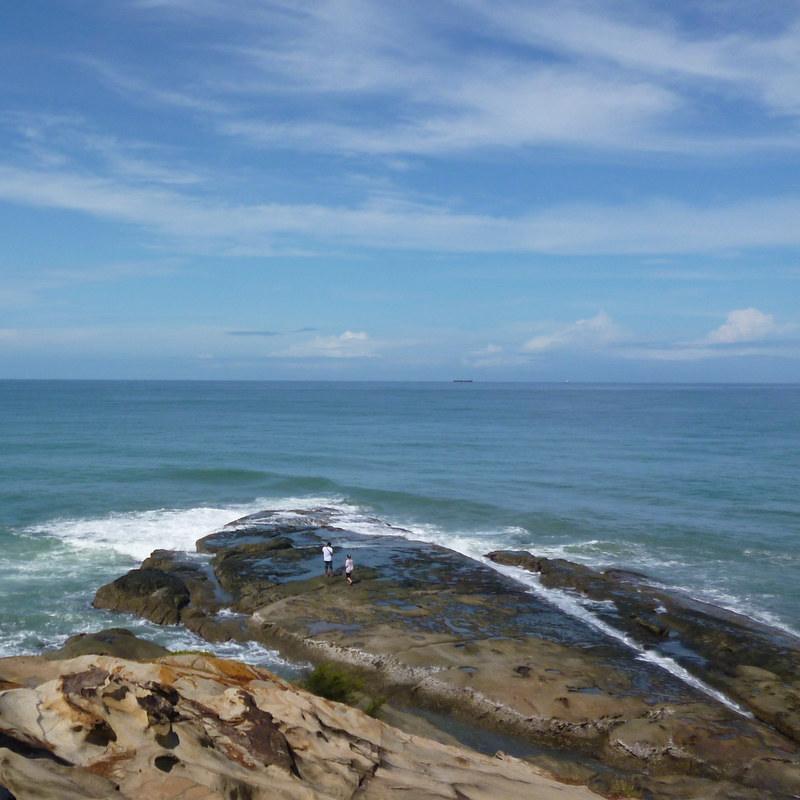 Tip of Borneo, Kudat