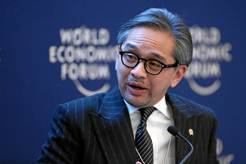 Global Security Outlook: R. M. Marty M. Natalegawa