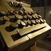 Cardboard typewriter by Hio Oih