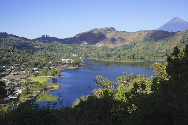 Laguna caldera 1