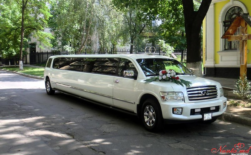 """Limuzine în Moldova de la """"Elitelimo"""""""
