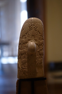 Handle of a Pre-Dynastic Knife