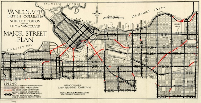 major-street-plan