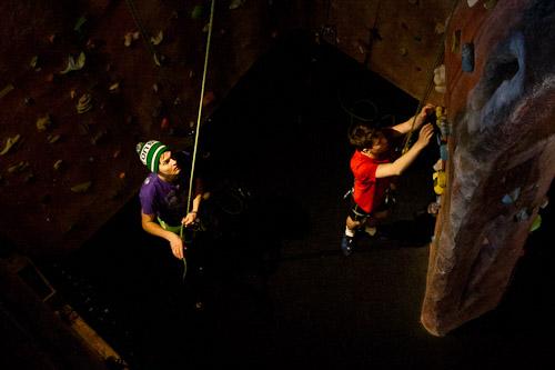 Niseko Climbing wall 7