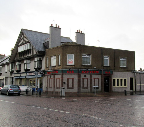 Bayview Bar, Methil, Fife