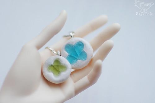 tiny bjd pendants