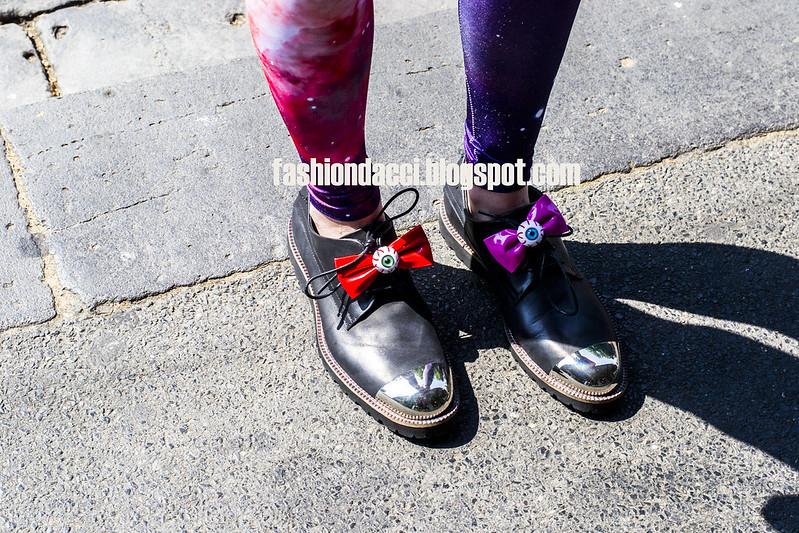 blog metal tip shoes bow eyeball