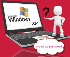 bypass xp password