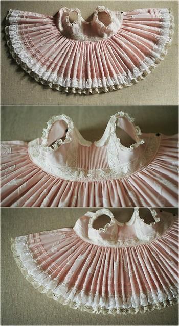 Header of overdress