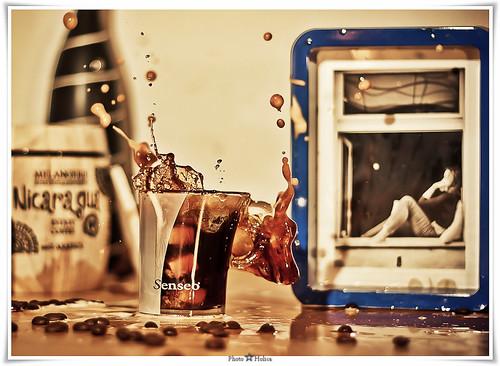coffee floor time nicaragua stativ
