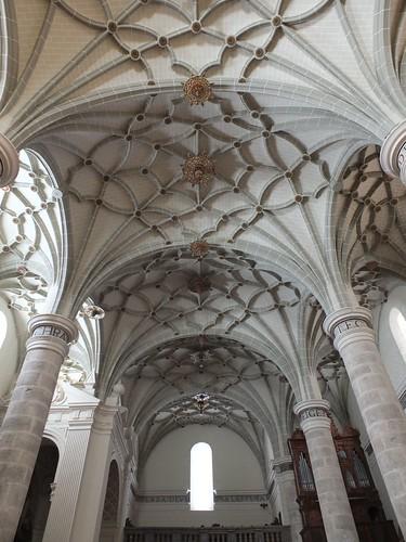 Iglesia de la Asunción de Nuestra Señora - Bóvedas 2